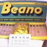 Beano - innan bingo blev bingo