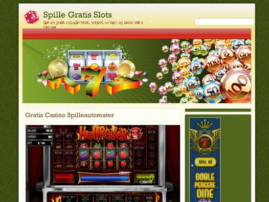 Spela casino slots i Norge
